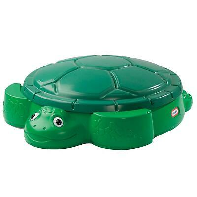 Little Tikes Turtle Sandbox Sand Pit & Cover • 69.99£