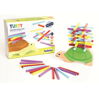 Beleduc 26030 Travel Game   Turty   - Exciting Balance Game New !# • 9.30£