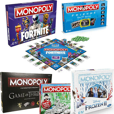 Monopoly Board Game - Brand New And Sealed - Lots Of Editions To Choose From! • 24.95£