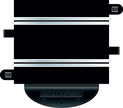 Scalextric Powerbase 2015, 175mm Curved Module, Flat Sockets C8545 • 26.99£