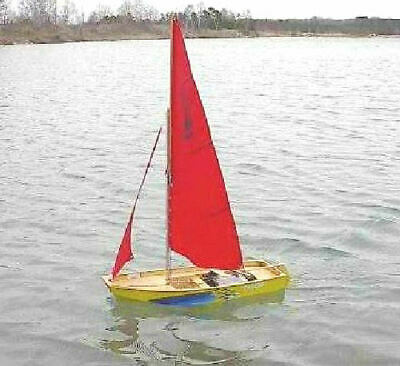 Aerokits Mirror Dinghy 1:6 Scale Model Kit  • 189.99£