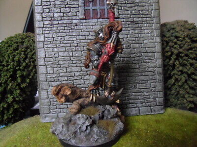 Very Well Painted Metal Confrontation Wolfen Champion Nemetis The Sacrilegious • 44.99£
