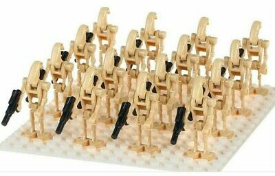 20 X  Battle Droid Army Star Wars Custom Lego Mini Figures Army New Clone • 12.95£