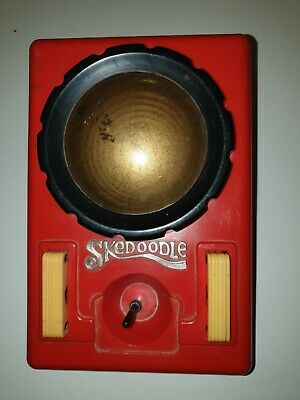 Vintage 1979 Skedoodle Drawing Toy Complete With All 12 Stencils - Etch-a-sketch • 24.99£