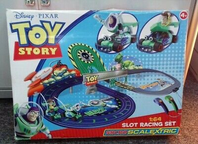 Toy Story Micro Scalextric • 27.98£