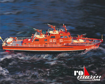 Krick Dusseldorf Firefighting Boat With Fittings Pack 1:25 Scale Kit • 349.99£
