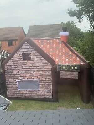 Inflatable Pub And Additional Package For Rent North West England • 400£