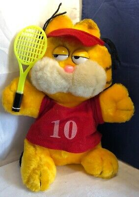 Garfield As Tennis Player Wimbledon Tennis • 15£