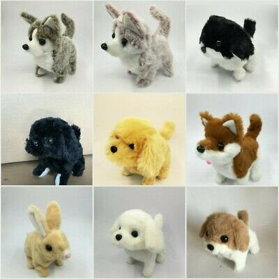 NEW Barking Dogs, Animal Pet Rabbit Toy, Battery Operated Assorted /18 Designs  • 8.99£