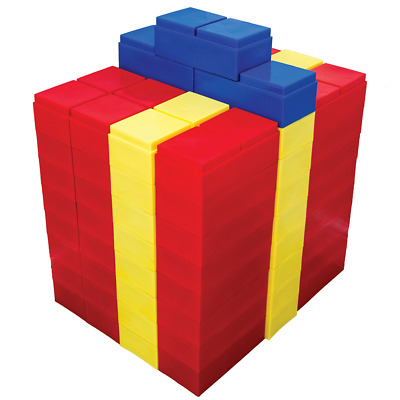 Large Building Blocks For Kids (18 Pack) Construction Toys 225mm X 112mm X 82mm • 22£