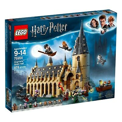 LEGO Harry Potter Hogwarts Great Hall (75954) • 94.99£