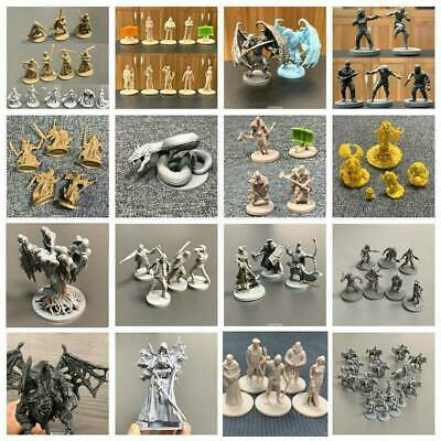 Miniatures For Dungeons & Dragon Zombicide Blood Rage Rising Sun Board Game Toys • 6.99£