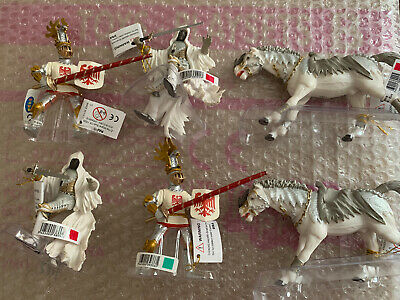Papo Knights And Horses Bundle Lot 6 • 19.99£