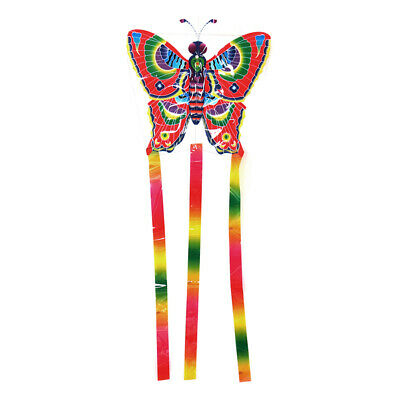 Outdoor Kites Butterfly Flying Kite  Children Kids Fun Sports Toy Be RC • 3.66£
