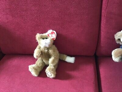 TY Collectible Pouncer The Cat From The Attic Treasures Collection • 15£