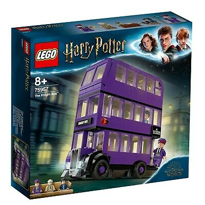 Lego Harry Potter The Knight Bus (75957) • 34.99£
