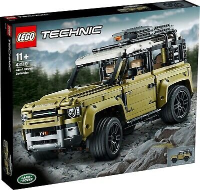 Lego Technic Land Rover Defender (42110) • 164.99£