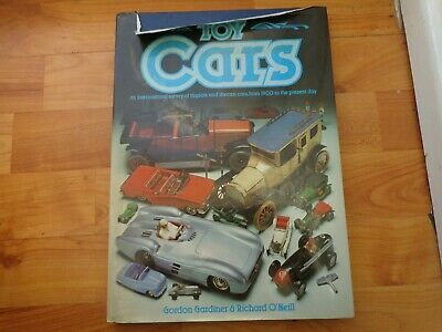 Tiger - The Collectors All Colour Guide To Toy Cars Book From 1990 • 11.99£