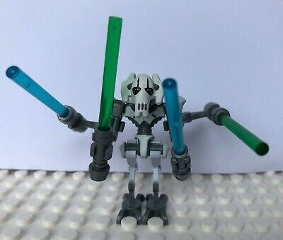 GENERAL GRIEVOUS STAR WARS MINI FIGURE Lego MINI FIG  • 4.95£