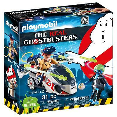 Playmobil - Ghostbusters Stantz With Skybike 9388 • 11.99£