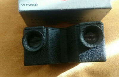 Rare Vintage Stereax 3d Viewer Boxed • 25£