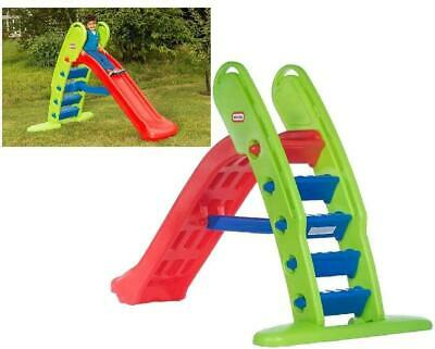 Little Tikes Easy Store Giant Primary Slide (Red / Blue / Green) • 149.98£
