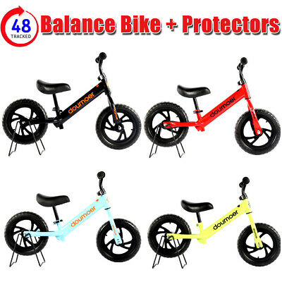 12  Childrens Kids First Balance Bike Metal Boys Girls Running Training Bicycle • 31.59£