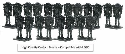 20 X Custom Lego Star Wars Super Battle Droid Mini Figures Army New • 12.90£