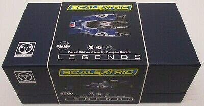 Scalextric - C3759A - Legends - Tyrrell 002                             Slot Car • 40£