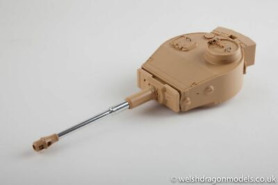 Taigen Tiger 1 Turret With Recoil Unit Infrared Version Heng Long 1/16 Scale • 47.50£