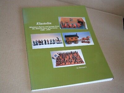 Elastolin Miniature Figures Fro Hausser Germany - By Theriault's • 95£