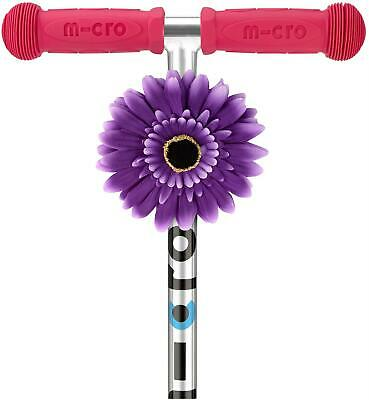 Micro Scooters MICRO SCOOTER MICRO ACCESSORY FLOWER - PURPLE Outdoor Toy BN • 5.95£