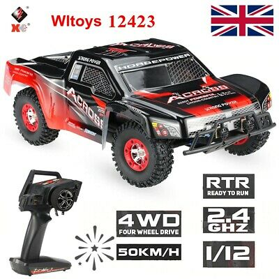 MN99S SUV RTR 2.4G 1/12 4WD Rock Crawler RC Car Off Road Vehicle F/Kids Toy Gift • 42.29£