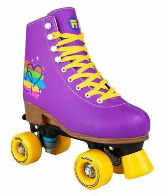 Rookie Passion Kids Adjustable Roller Skates - Purple • 59.95£