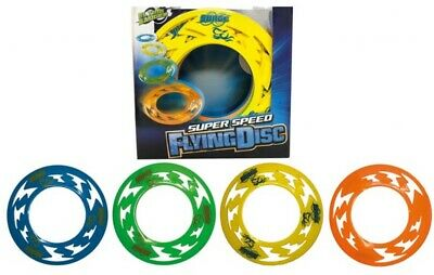 Playwrite 1 X FLYING DISC RING 25CM Frisbee Outdoor Fun (315-011) • 1.75£