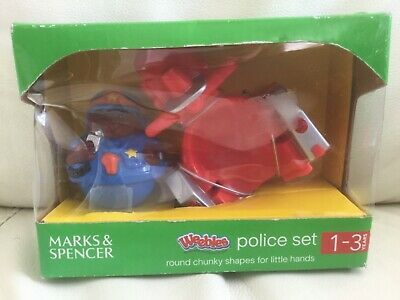 Weebles - Police Set - M&S - New • 4£