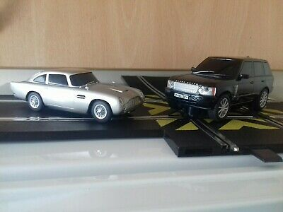 Scalextric Skyfall 1:32 Range Rover And Aston Martin DB5.... • 19£