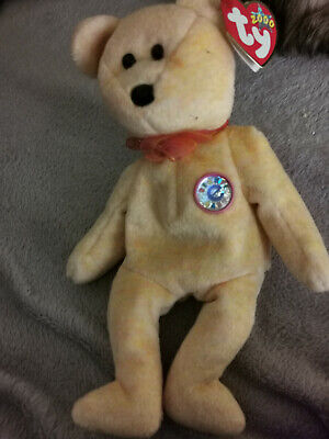 Ty Beanie Babies Collection Sunny 2000 With Tag Protector • 5.99£