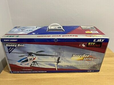 E-Sky HoneyBee CP2 / CH4 Transmitter £0.99p Start - Radio Controlled Helicopter • 12.50£