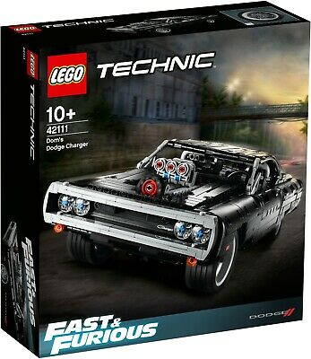 LEGO Technic Dom's Dodge Charger (42111) • 79.99£