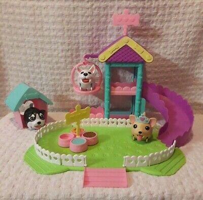 Chubby Puppies - Ultimate Dog Park Playset.  • 4.99£