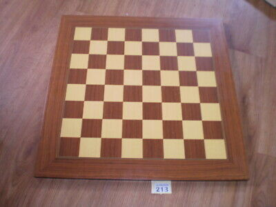 Large Wooden Chess Board • 13.50£