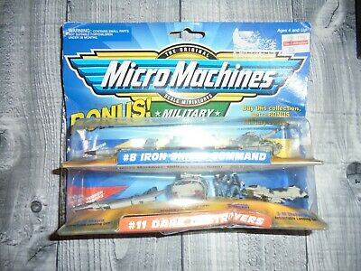 Micro Machines Military Still Sealed • 14.99£