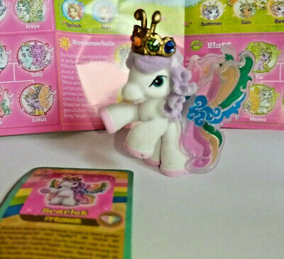 Filly Butterfly Special/Princess Scarlet With Card / New / RAR Rarely • 22.76£