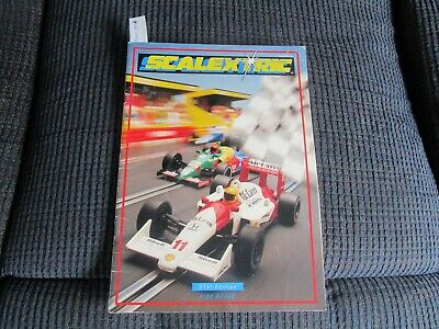 Scalextric Catalogue - 31st Edition  • 3£
