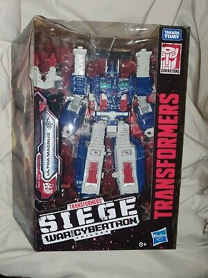 Hasbro Transformers SIEGE Leader Class Ultra Magnus WFC-S13 In Stock • 60£