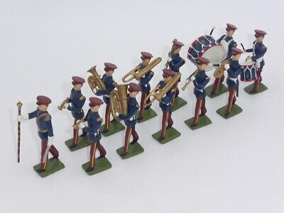 11th Hussars Marching Band Figures  Unknown Maker  • 75£