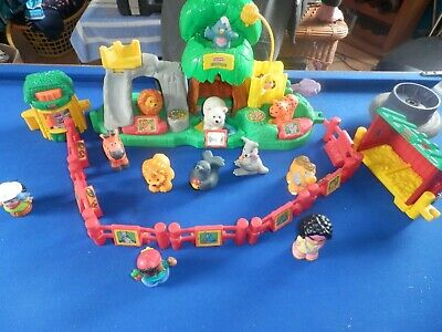 Fisher Price Little People Zoo • 9.99£