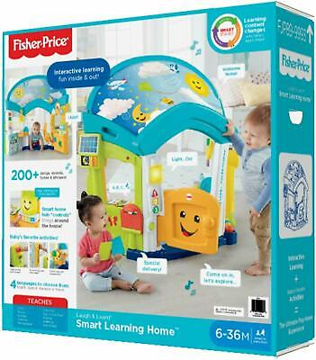 Fisher-Price Laugh N Learn Smart Home Kid's Learning  Educational Toy With Music • 115.99£