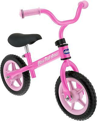 Chicco PINK ARROW BALANCE BIKE Toddler Child'S First Bicycle Outdoor Toy BN • 38.93£